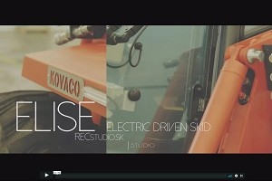 Elise – Eletric driven skid